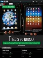 Le premier journal 100 % iPad va-t-il disparaitre ?