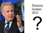 Élections Québec 2012...