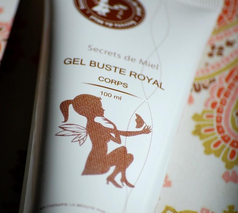 gel buste royal secrets de miel une jolie surprise paperblog. Black Bedroom Furniture Sets. Home Design Ideas