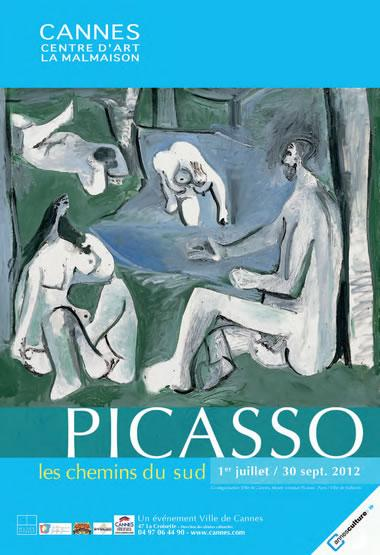 Picasso, les Chemins du Sud