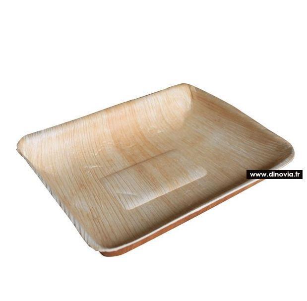 Nouvelle collection en vaisselle jetable bois de palmier Paperblog # Vaisselle Jetable En Bois