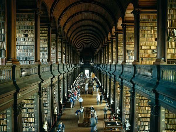 old-library-trinitycollege