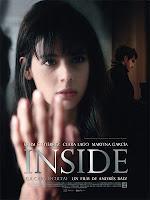 Inside : le synopsis qui en dit trop