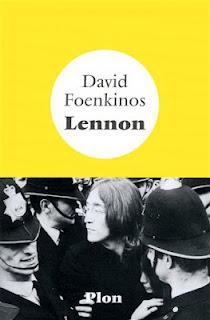 Lennon de David Foenkinos,