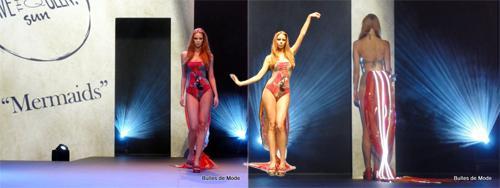 Mode City Défilés Juillet 2012 Mermaid
