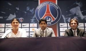 Ibrahimovic : «Paris c'est le futur et je veux en faire partie»