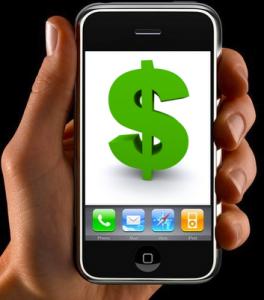 apple iphone money 264x300 LiPhone 5 devrait sécouler à plus de 80 millions dexemplaires!
