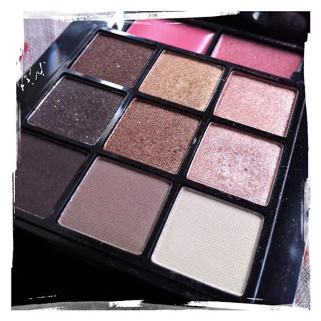 Inventaire n°5 : mon make up pour les yeux