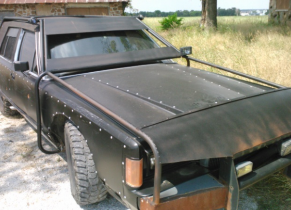 vendre voiture de survivant de l apocalypse zombie paperblog. Black Bedroom Furniture Sets. Home Design Ideas