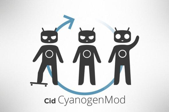 cid cyanogenMod