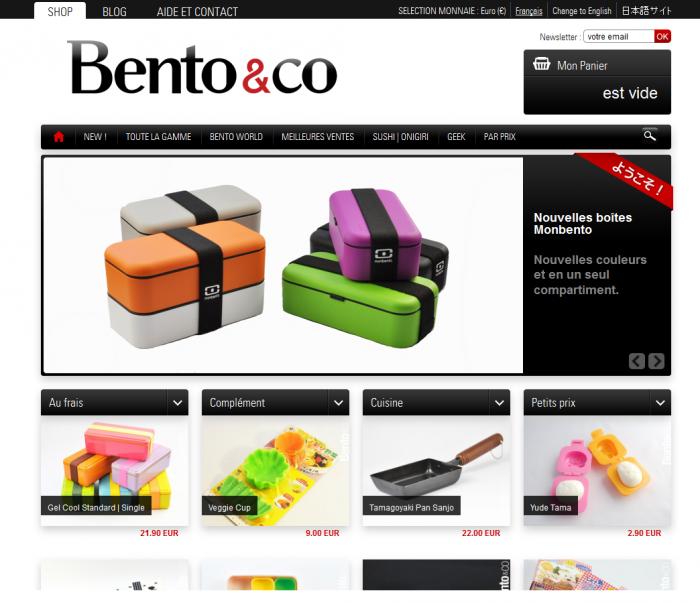 Témoignage de e-commerçant – Thomas de la boutique Bento