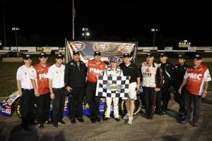 Cale Conley group shot nknps East Columbus 072112 300x200 Nascar K&N Pro series East at Colombus, Les photos