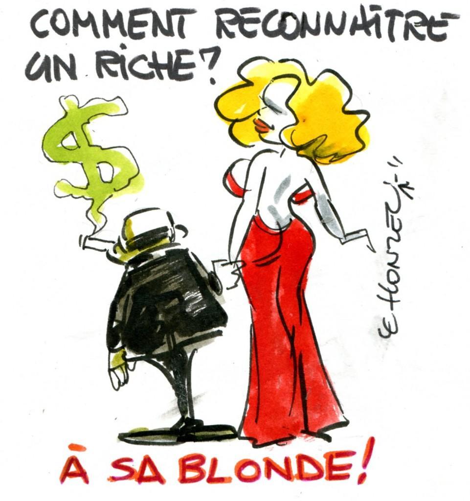 Réflexion sur les riches