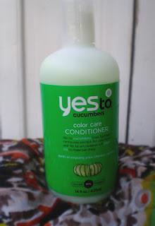 Du Concombre dans Mes Cheveux Avec Yes To