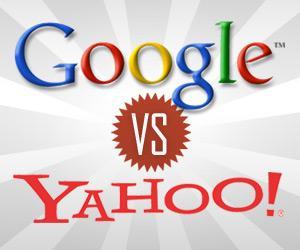 Yahoo! part à la chasse de Google