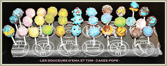 cake pop spéculoos