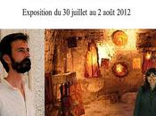 "Paris, l'EXPOSITION ""ICÔNES MARIA SALTOS""."