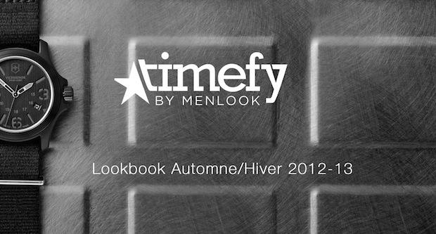 Look Book Timefy AH12 Les 9 tendances montres de 2012 selon Timefy