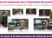 Mieux connaître traitements Polyarthrite Rhumatoïde films