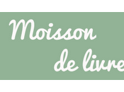 Moisson livres Juillet 2012