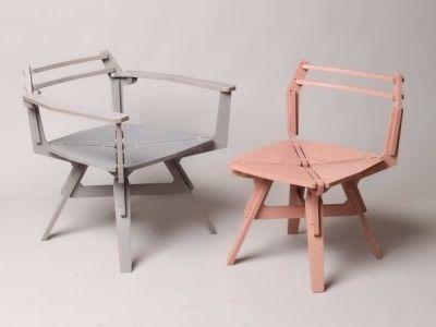 stack furniture les meubles design sans clous ni colle paperblog. Black Bedroom Furniture Sets. Home Design Ideas