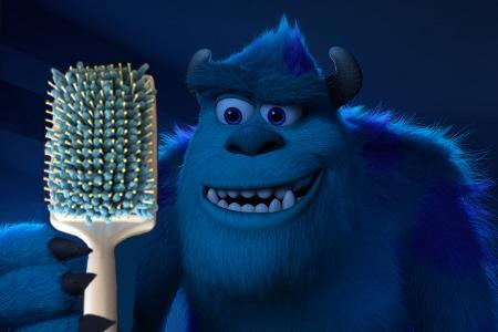 J'ai volé la brosse de Sully !