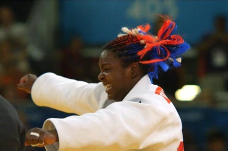 Idalys Ortiz, championne olympique à Londres 2012
