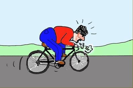 course_à_vélo