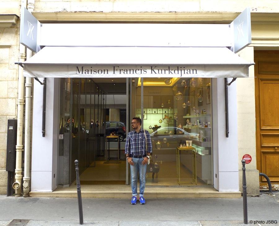 En visite chez Maison Francis Kurkdjian