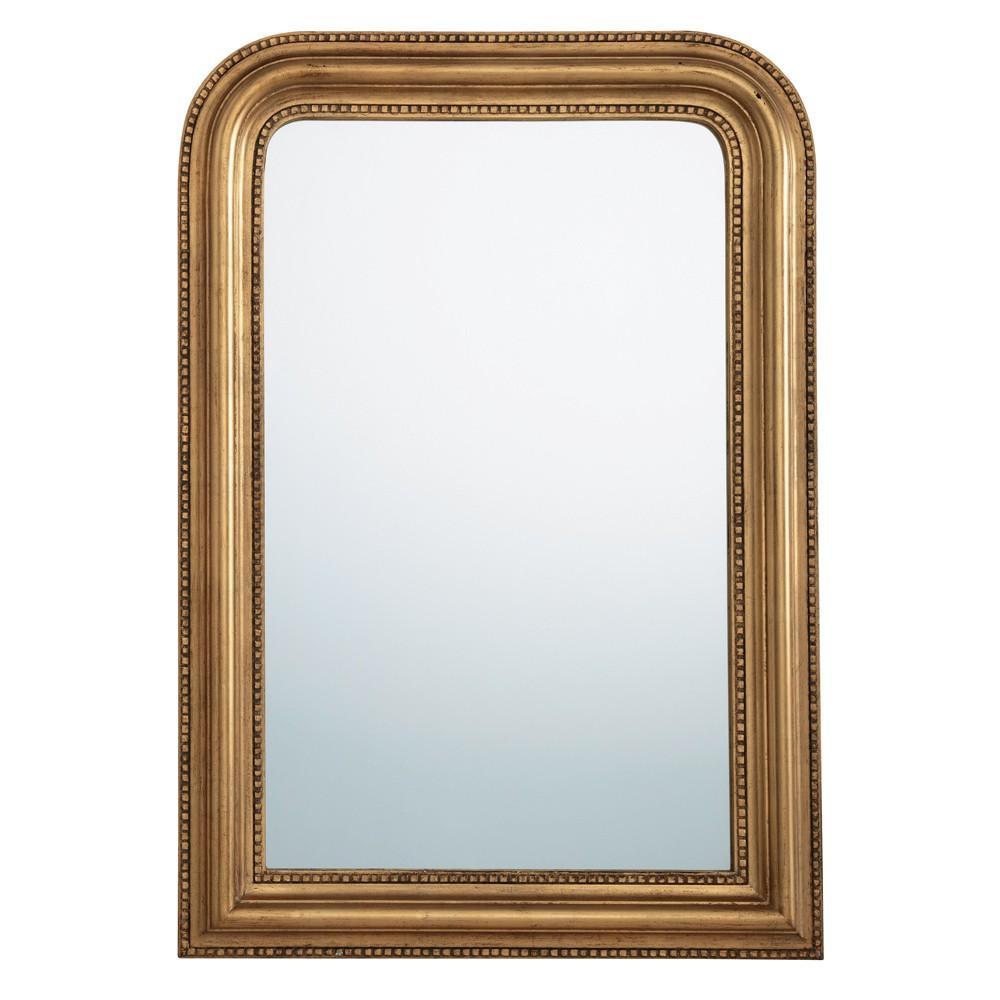 Le style british paperblog - Miroir maisons du monde ...