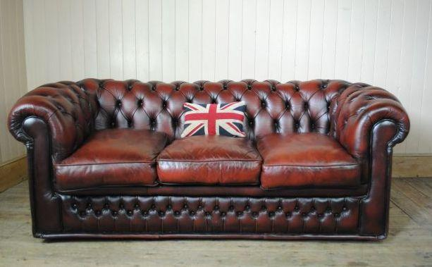 Le style british paperblog - Salon chesterfield occasion ...