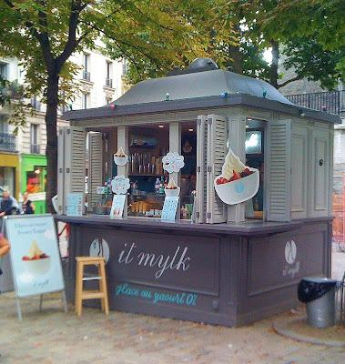 my addresses frozen yogurt le kiosque it mylk montmartre 1 place suzanne valandon. Black Bedroom Furniture Sets. Home Design Ideas