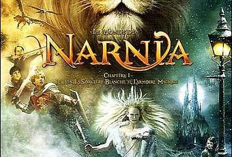 Le monde de narnia le lion la sorci re blanche et l - Narnia le lion la sorciere blanche et l armoire magique ...
