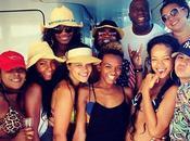 Shakira,Rihanna, Ronaldo... Découvrez stars vacances Photos