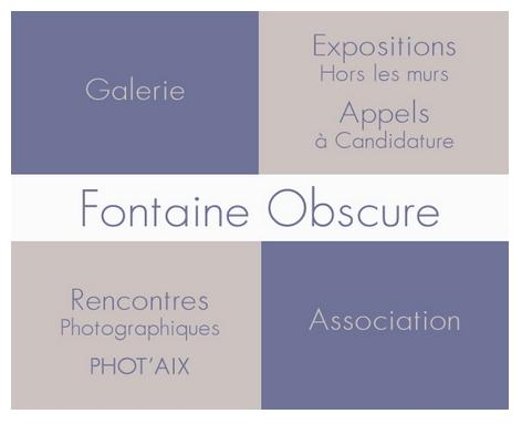 Appel à candidature Fontaine Obscure, label Marseille 2013