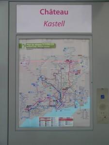 Le flamand de France sur le réseau de DK Bus Marine