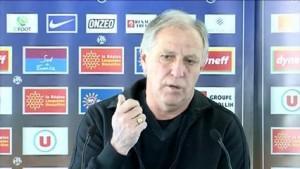 Girard : «On doit s'appliquer dans notre conservation du ballon»