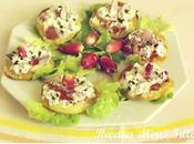 recette Apéro dinatoire Blinis tonic radis magret canard