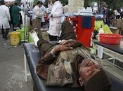 Deux séismes frappent l'Iran, morts 1.800 blessés