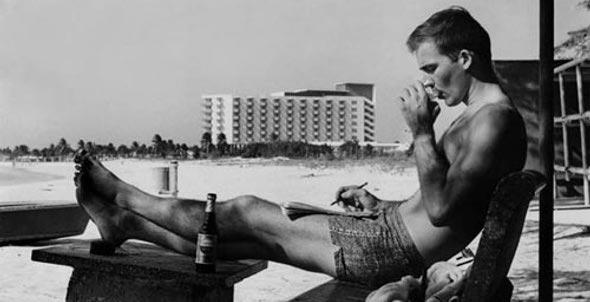 Dans le bureau… d'Hunter S. Thompson