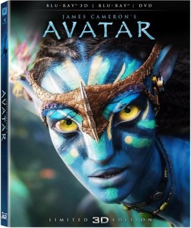 Avatar en blu ray 3d sortirait mondialement le 15 octobre 2012 une