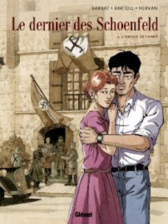 Album BD : Le Dernier des Schoenfeld - T.2  - d'Agns Barrat-Bartoll, Jean-Claude Bartoll et Cdric Hervan