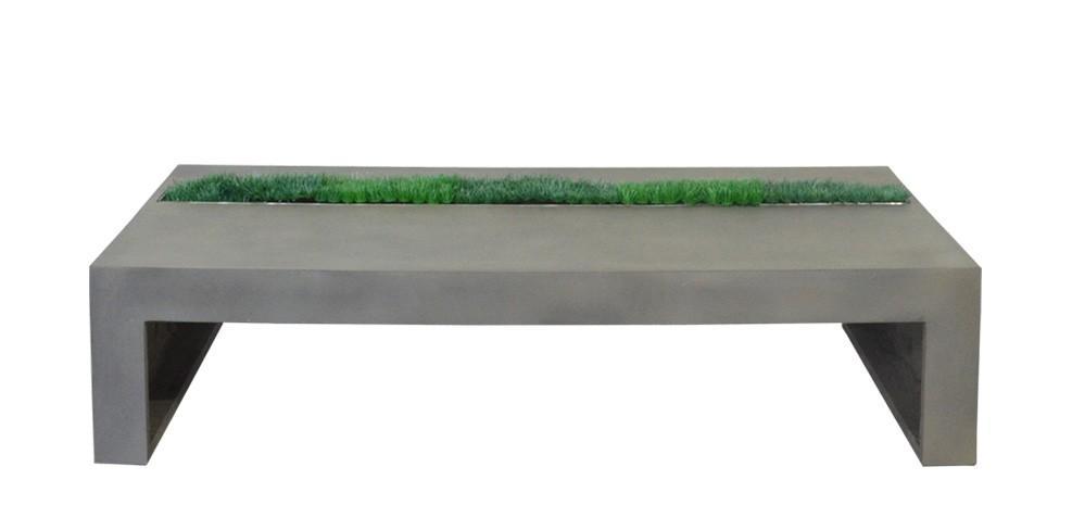 Vente priv e num ro 34 la table basse green en b ton - Vente privee table basse ...