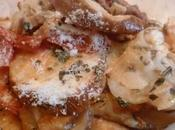 Tian légumes: inspiré l'Italie