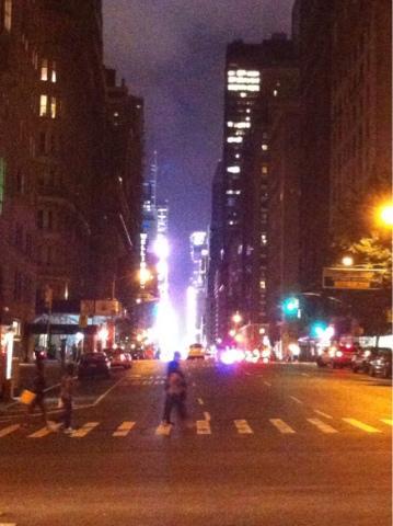 Quatrième jour à New York