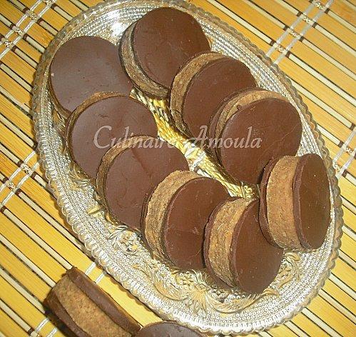 Petits g teaux chocolat amandes sans cuisson paperblog - Gateau sans cuisson au four ...