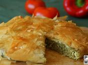 Tourte Filo Epinards