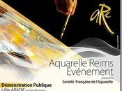7ème exposition d'Aquarelle Reims Evénements