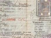 papiers d'identité 1917.