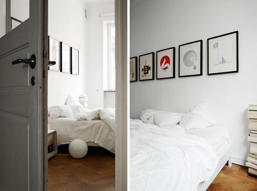 visite d co un appartement scandinave louer paperblog. Black Bedroom Furniture Sets. Home Design Ideas
